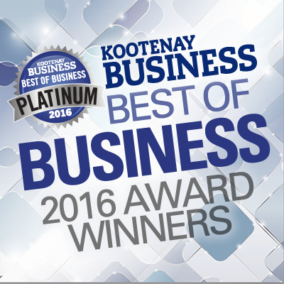 2016 Best of Business Awards