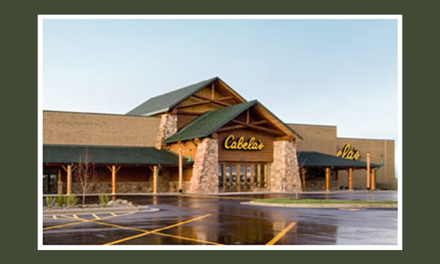 Cabela s to open store in kalispell kootenay business for Cabela s kalispell