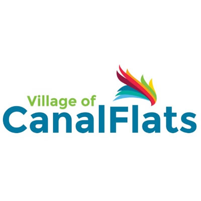 Logo for Canal Flats