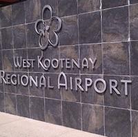 West Kootenay Regional Airport.