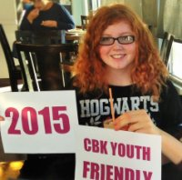 Cranbrook Youth in Business event