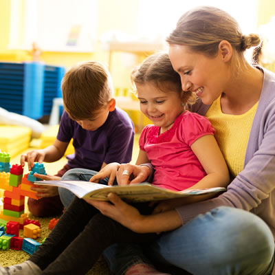 Columbia Basin Trust's new Child Care Support Program will help maintain and create new child care spaces in the Basin.