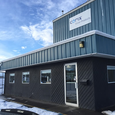 Picture of the Corix office in Cranbrook, BC.