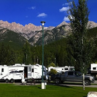 Fairmont campground