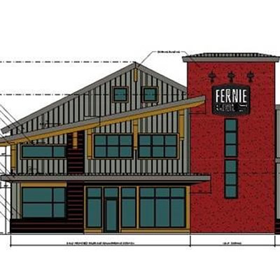 Popular Fernie Brewing Company is undergoing renovations starting in early April.