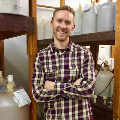 Grady Pasiechnyk owns and operates two Wine Works shops in Kimberley and Cranbrook.