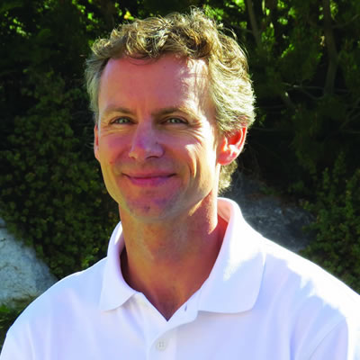 Jeff Cooper, new Business Development Manager, based out of the Kimberley COTR campus.