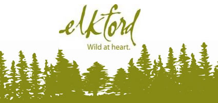 Elkford's Logo