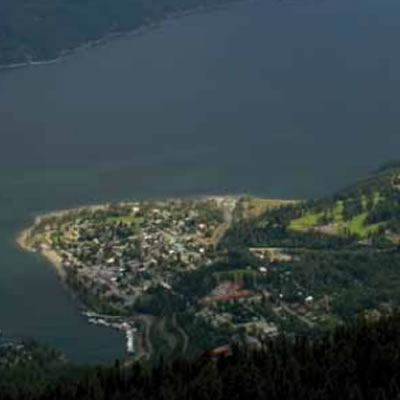Kaslo discovered and repaired a major leak in 2013, which resulted in a 39 per cent reduction in water use.