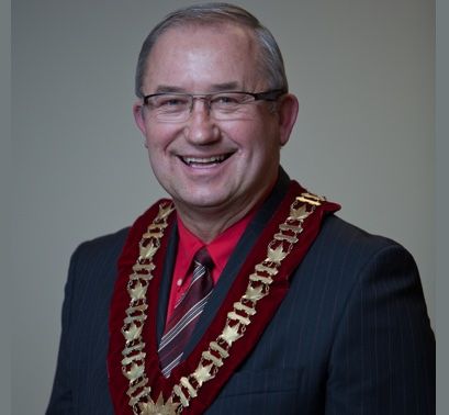 Mayor of Castlegar, Lawrence Chernoff
