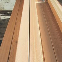 Picture of wood planks