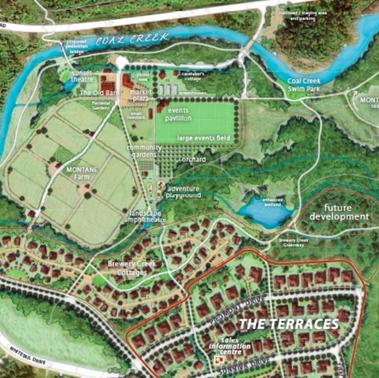 Montane Fernie neighbourhood map