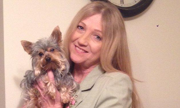 Cathy Smith-Clark of Fernie Puppy School.
