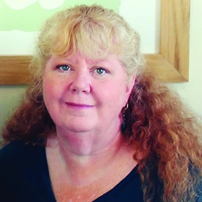 College of the Rockies instructor Rachel Beck.