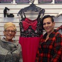 Cranbrook BC clothing shop