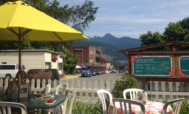 Spring is the perfect time to visit Kaslo.