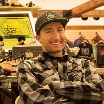 Mark Baron is the owner of Integrated Apparel in Revelstoke, B.C.