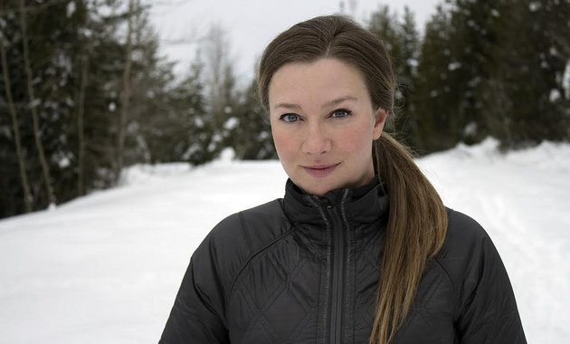 Alicia Gray, owner of Bombshack in Rossland, B.C.