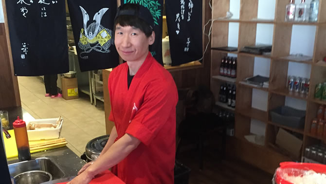 Sushi Rang opens in Key City