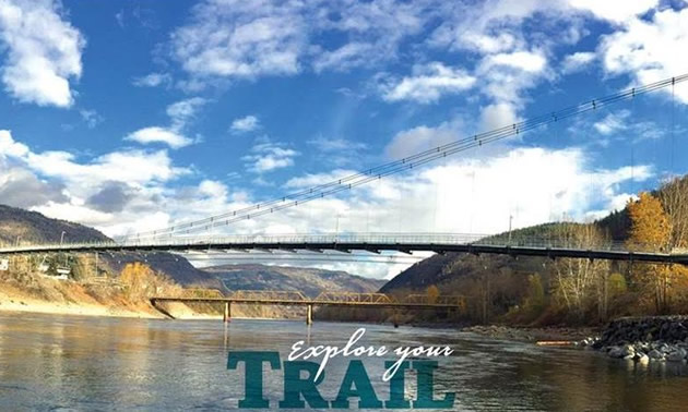 Columbia River Skywalk—Trail