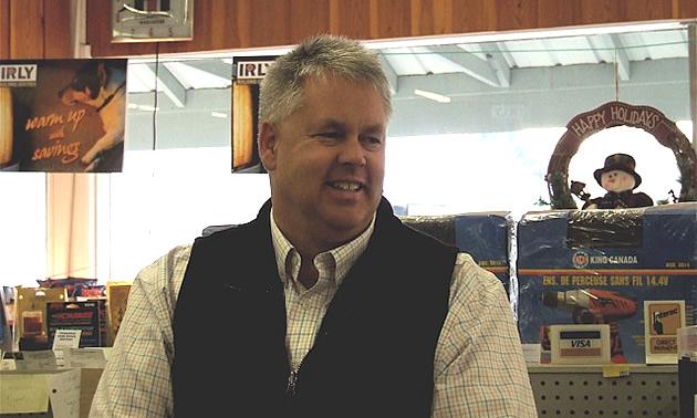 Photo of Doug McMynn