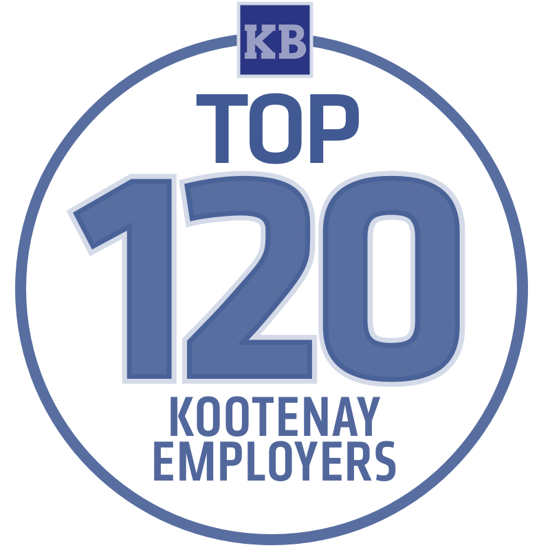 Top 120 Kootenay Employers of 2019