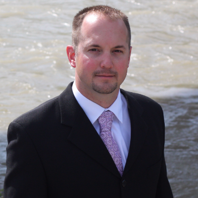 The Columbia Valley's new Economic Development Officer is Ryan Watmough