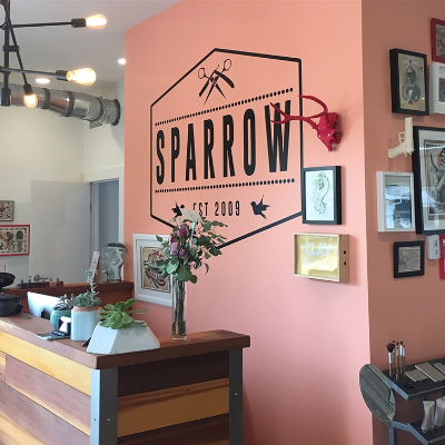 Sparrow Hair Salon