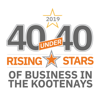 2019 40 under 40 rising stars of business
