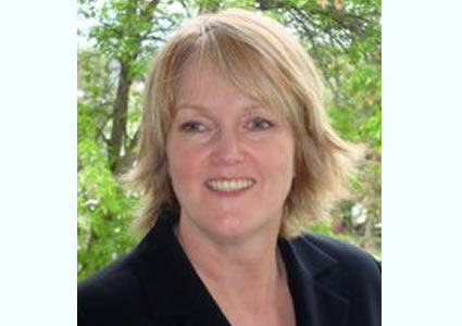 Corien Speaker, the new Chief Administrative Officer (CAO) for the District of Squamish.