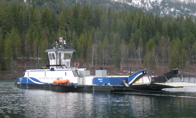 The Glade 2, on the Kootenay River east of Castlegar, went into service in March 2018.