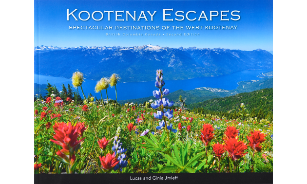 Kootenay Escape Book Cover