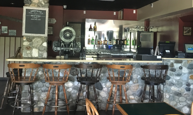 The Sirdar Station Pub has undergone renovations but still maintains its historic charm.
