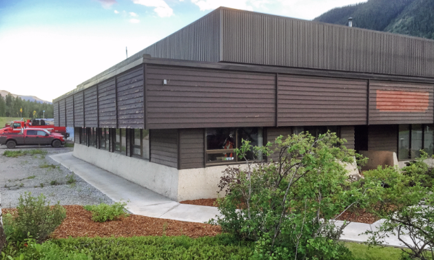 Joy Global has a new property in Sparwood