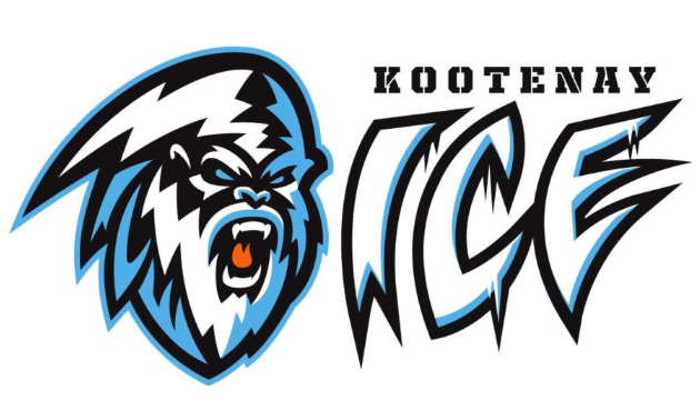 The new Kootenay Ice logo