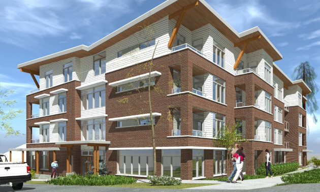 At $11.3-million the project will be funded through BC Housing with additional funding coming from funding bodies like the Columbia Basin Trust, Canada Mortgage and Housing Corporation and the Nelson CARES Society.