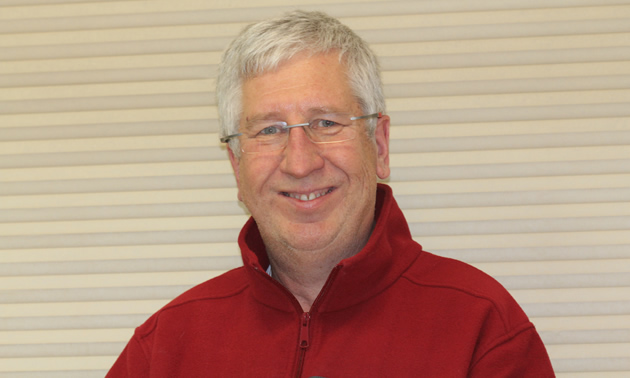 Dr. Alastair Nicoll, dentist, Elkford, B.C.