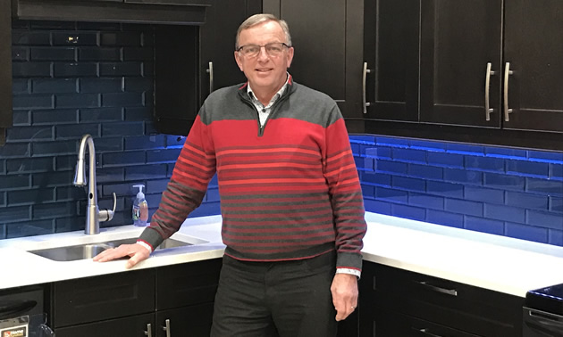 Al Miller, owner of Home Hardware in Invermere, was elected mayor of the District of Invermere in October 2018.