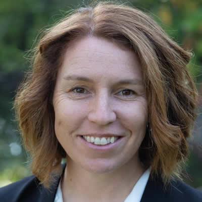 Ange Qualizza, mayor of Fernie