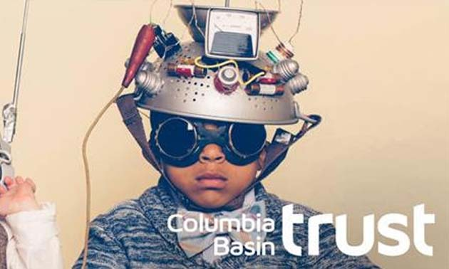 Columbia Basin Trust logo.