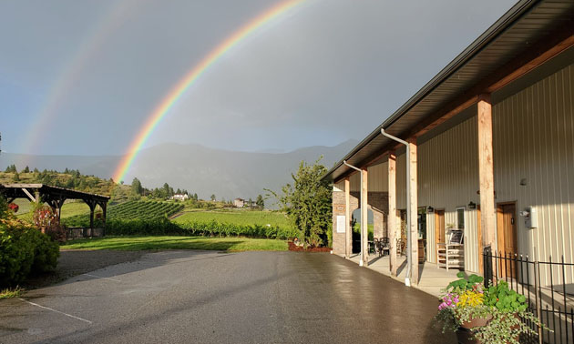 Baillie-Grohman Estate Winery is an established and well-known winery in the Creston Valley's milder climate.