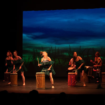 Rhythms Dance Showcase from 2019 summer event.