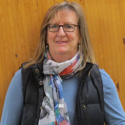 College of the Rockies' Bachelor of Science in Nursing coordinator, Barb Fenwick, looks forward to the 'Spring into Health' Fair on March 30.