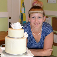 Becky Gilhula is a red seal pastry chef who owns and operates Sweet Dreams Cakery and Sweet Dreams Heritage Inn in Rossland.
