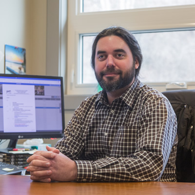 Brad Parsell became the executive director of the Fernie Chamber of Commerce on April 8, 2019