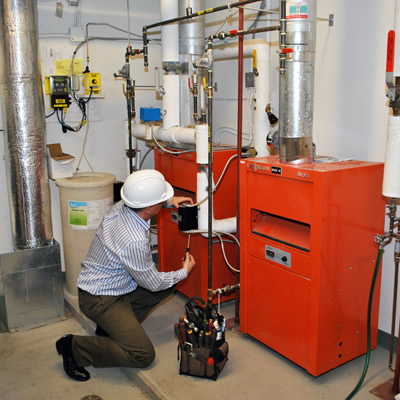 The new program will help with energy retrofits such as replacing boilers.