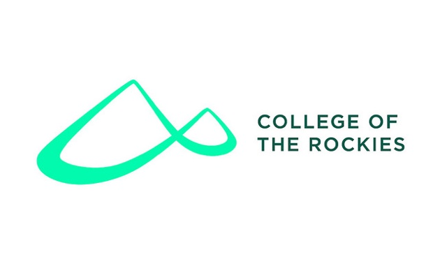 College of the Rockies has unveiled a new logo which, by happy coincidence, coincided with its 40th anniversary celebration.