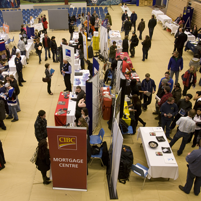It is expected that the 2016 Career & Job Fair at College of the Rockies will be an empowering event for employers and job seekers.