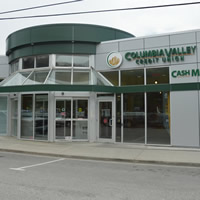 Columbia Valley Credit Union, Golden, B.C.