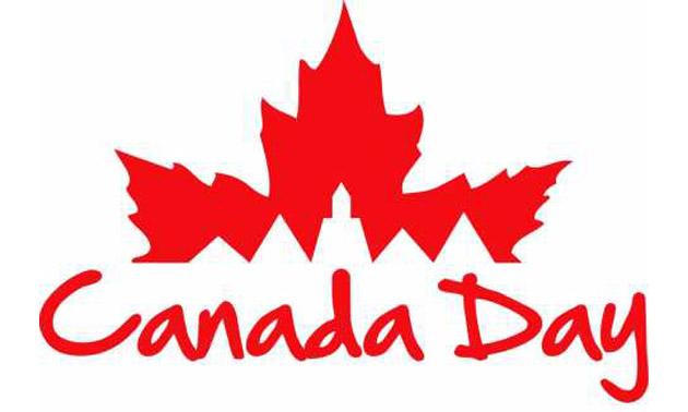Canada Day logo.
